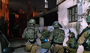 IDF soldiers fire at firebomb-throwing terrorists