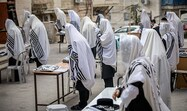Coronavirus Cabinet to consider Yom Kippur synagogue closures