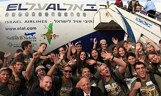 Flying In for Good: 245 Olim on Nefesh B'Nefesh Flight