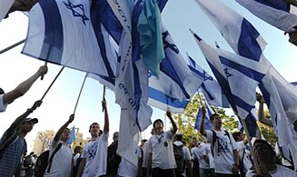 Jerusalem Day March Back on Track