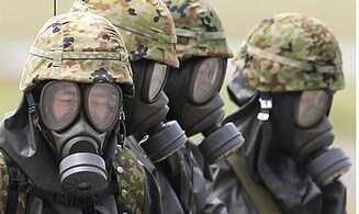 US Warns Syria Over Chemical Weapons