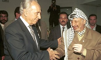 'Peres, When Are You Going to Wake Up?'