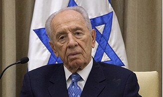 Peres Secretly Addressed 29 Arab State Reps
