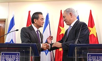Netanyahu Advances China Alliance in Davos