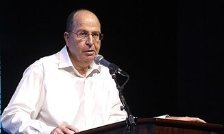 Ya'alon to Firebomb Victim's Parents: Be Strong