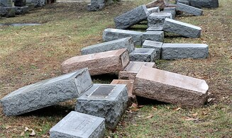 Missouri governor to help repair vandalized Jewish cemetery