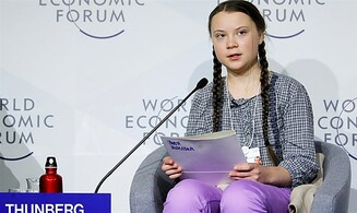 The teenager and the T-G boundary: Why is Greta Thunberg listened to?