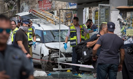 The car attack, Malchei Yisrael
