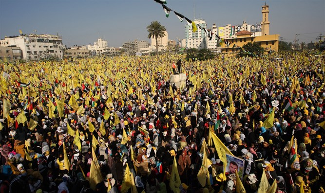 Fatah rally (archive)