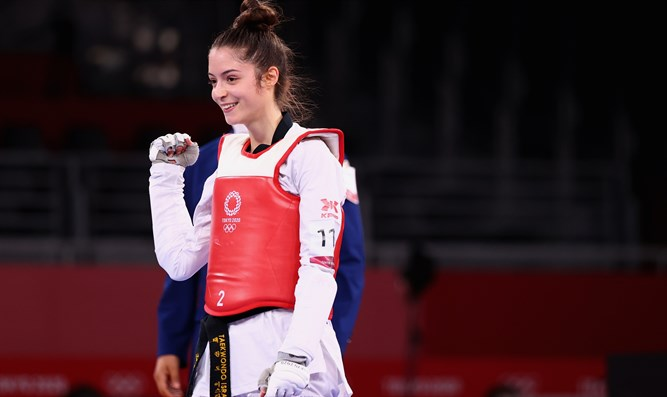 Image Olympic medalist's father: I couldn't breathe for the last 30 seconds