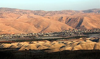 200 New Homes being Built North of Dead Sea