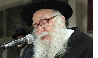 Condition of Leading Rabbi Deteriorating