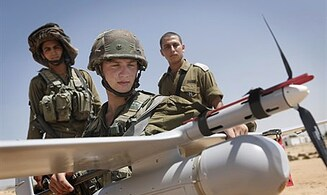 Report: Israeli Drone Crashes in Lebanon