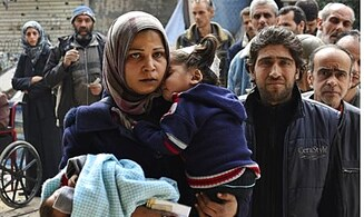 ISIS-Besieged Yarmouk: No Average 'Refugee Camp'