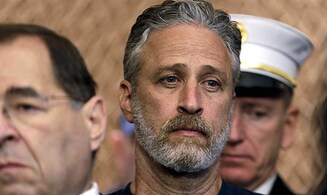 Jon Stewart: Hypocritical to call Trump supporters racist