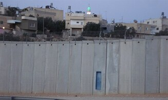 Jewish Home fighting Liberman's plan to finish separation fence