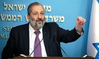 Aryeh Deri admits new Shabbat law will not be enforced