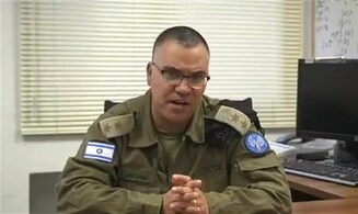 IDF Spokesman in Arabic: 'Hamas responsible for everything'