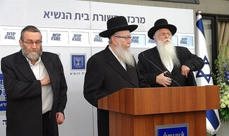 Haredi faction offers compromise on yeshiva student draft law