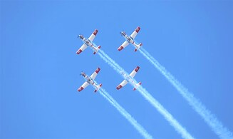IAF prepares for Independence Day airshow
