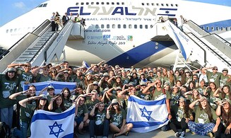 Russian immigration to Israel rises sharply