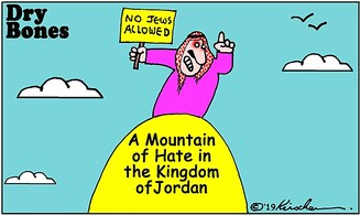 Jordan takes on Trump, Israel and United Nations