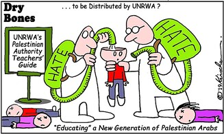 Palestinian Authority teachers' guides