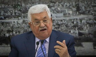 Abbas: Sovereignty will eliminate any chance for peace