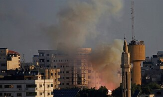 8 terrorists dead in Gaza as Israeli airstrikes continue