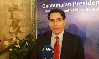 Amb. Danon 'optimistic about our place in UN'
