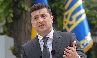 Ukrainian President 'feels good' after COVID-19 diagnosis
