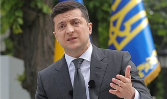 Rabbis around the world pray for coronavirus-stricken Ukrainian president