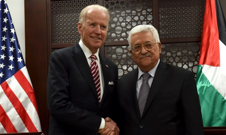 Biden and Abbas