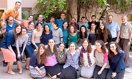 American Students in Israel