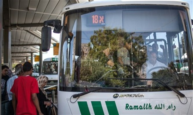 East Jerusalem bus