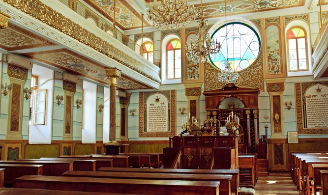 Synagogue (stock)