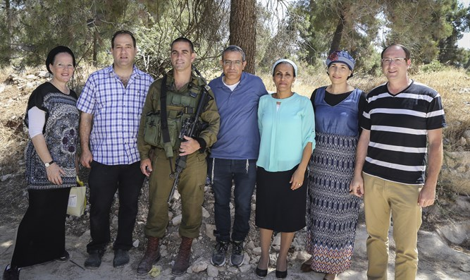 Parents of the three slain Israeli  youths