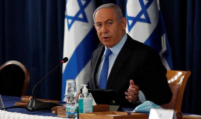 Netanyahu: You can't hug your grandparents right now - Inside Israel