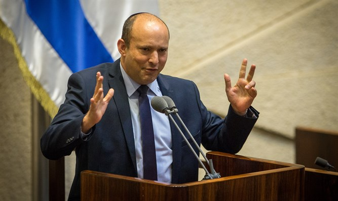 MK Naftali Bennett: 'Nothing will happen if we pause protests for a few weeks'